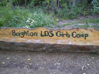 LDS Girls Camp | Brighton Chalets